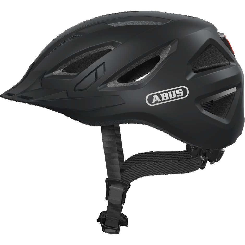 Casque de vélo Abus Urban-I 3.0 Black Velvet