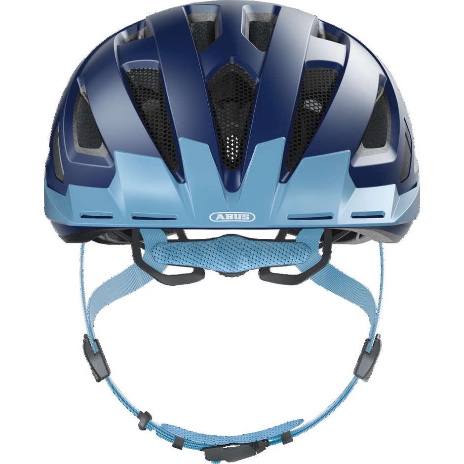 Casque de vélo Abus Urban-I 3.0 Core Blue