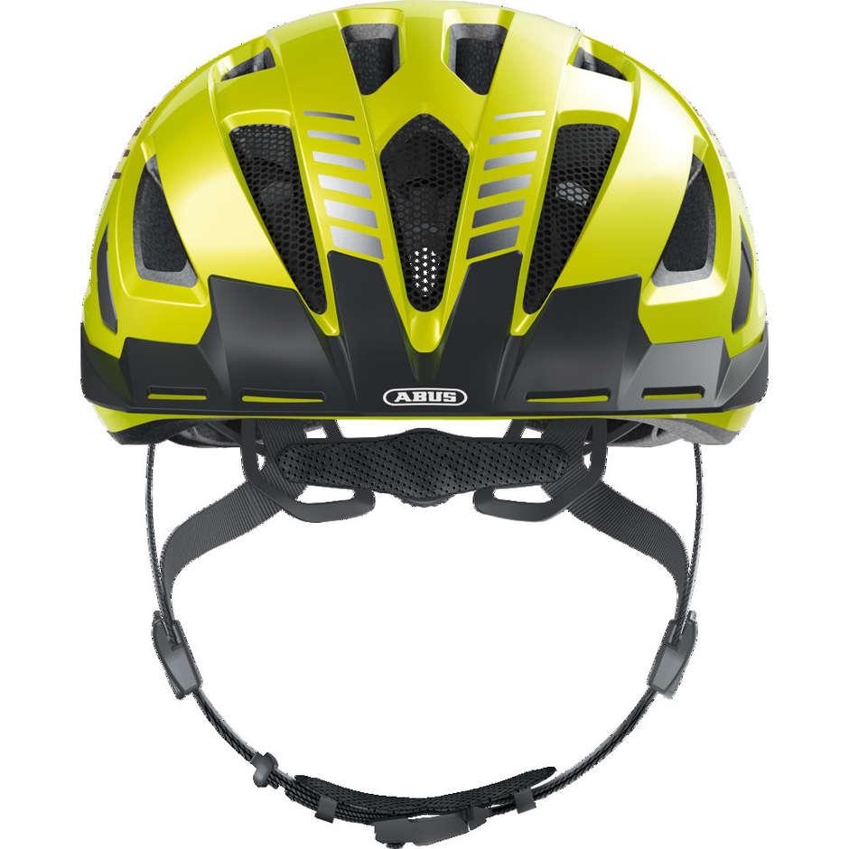 Casque de vélo Abus Urban-I 3.0 Signal Yellow Signal