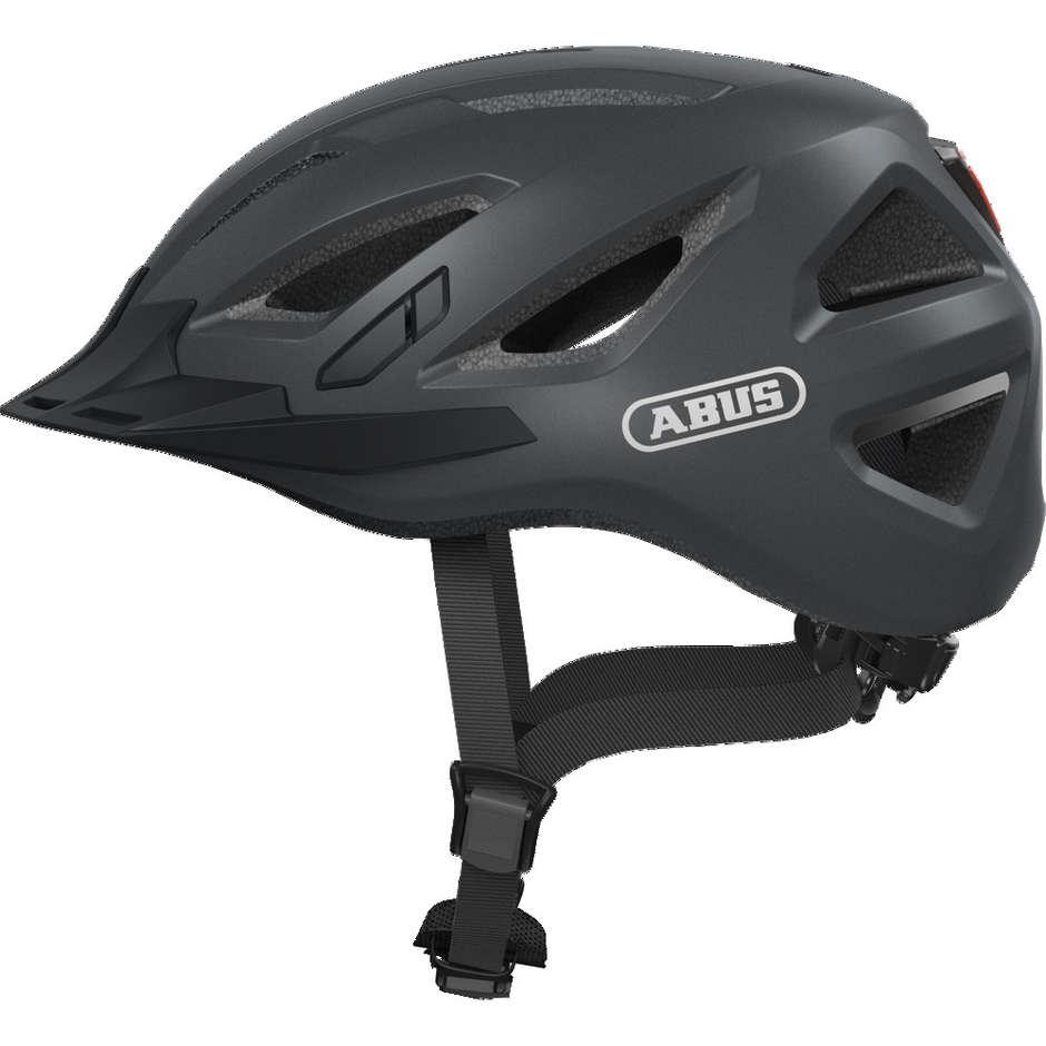 Casque de vélo Abus Urban-I 3.0 Titanium