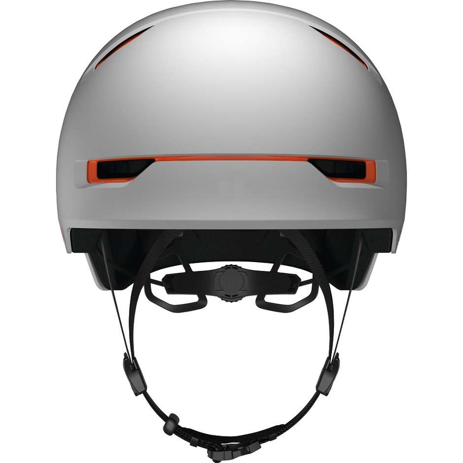 Casque de vélo Abus Urban Scraper 3.0 Ace blanc mat