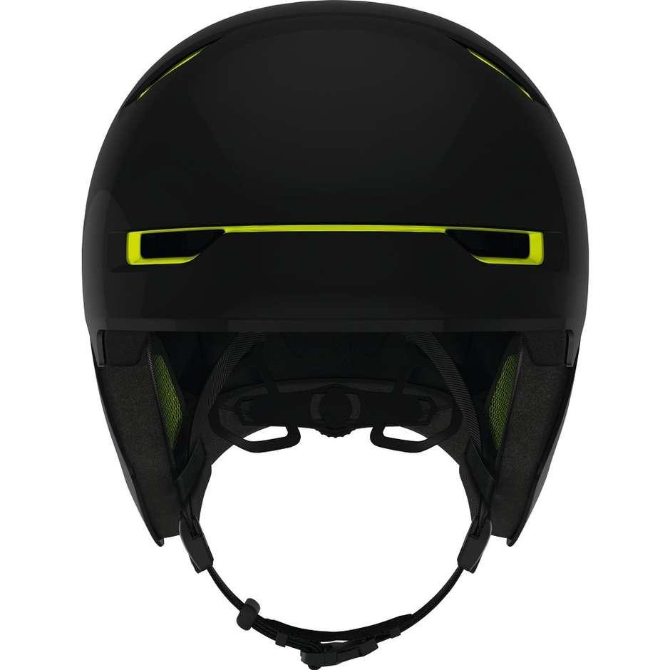 Casque de vélo Abus Urban Scraper 3.0 All Season Glossy Black