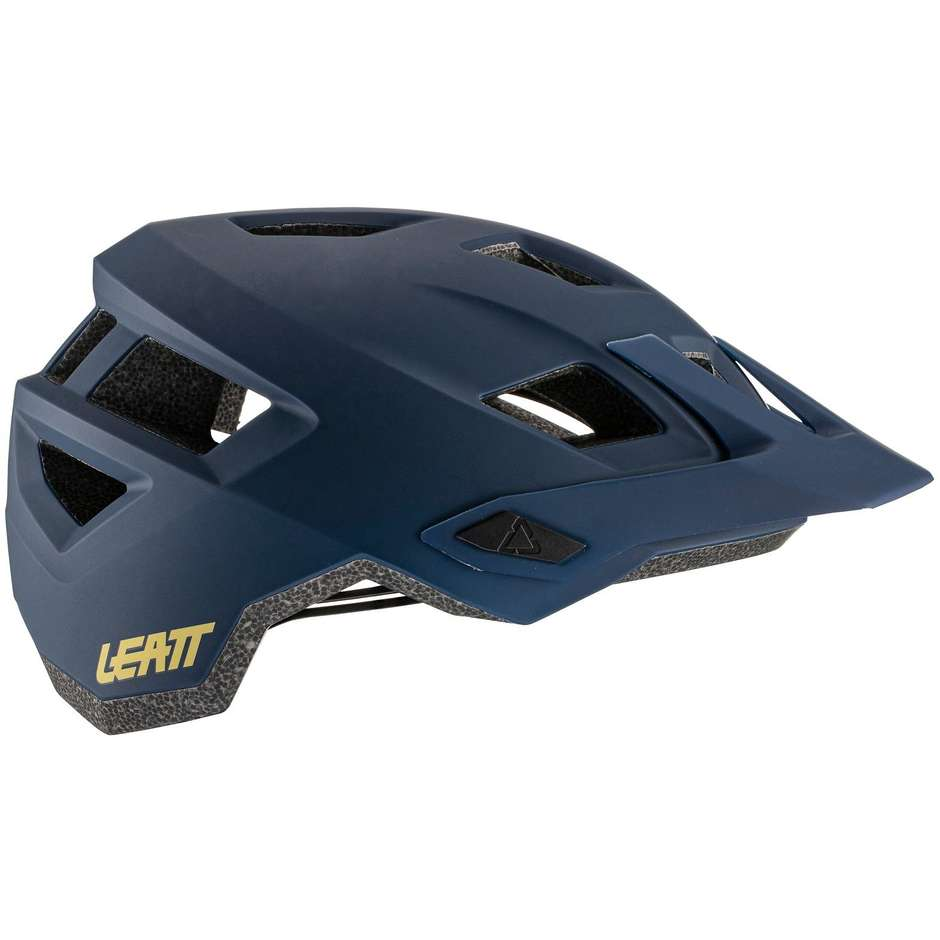 Casque de vélo Mtb eBike Leatt 1.0 Mtn V21.1 Onyx