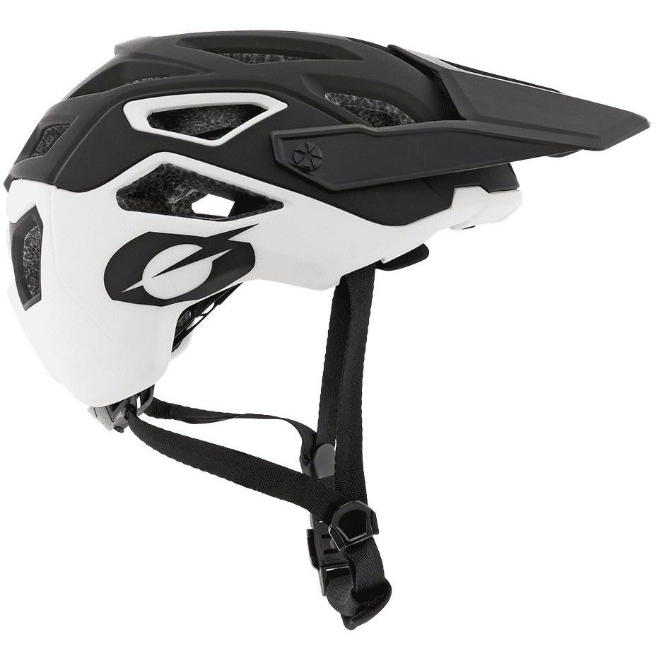 Casque de vélo Oneal Mtb eBike Pike Solid noir blanc