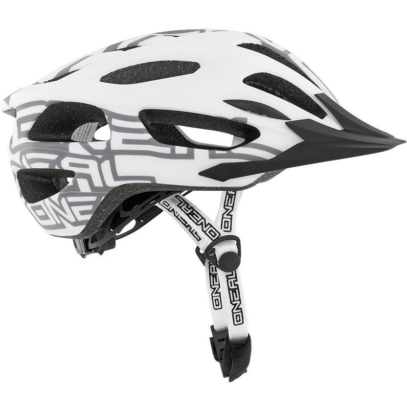 Casque de vélo Oneal Mtb eBike Q RL Blanc