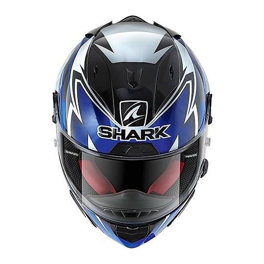 Casque intégral moto de course Shark RACE-R PRO Replica Oliveira 2019