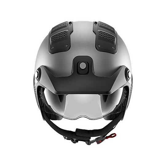 Casque Jet Retro Fibre Motorcycle Shark X-DRAK 2 Blank Mat Anthracite Matt