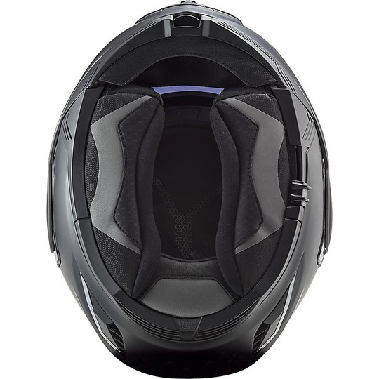 Casque Modulaire Pliable Ls2 FF900 VALIANT 2 Solid Glossy Black