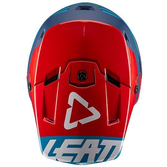 Casque Moto Cross Enduro Leatt GPX 3.5 V19.2 Ink Blue