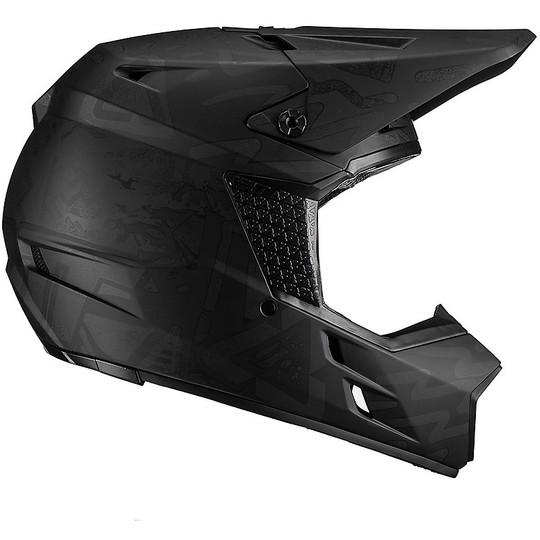 Casque Moto Cross Enduro Leatt GPX 3.5 V19.2 Tribe Black