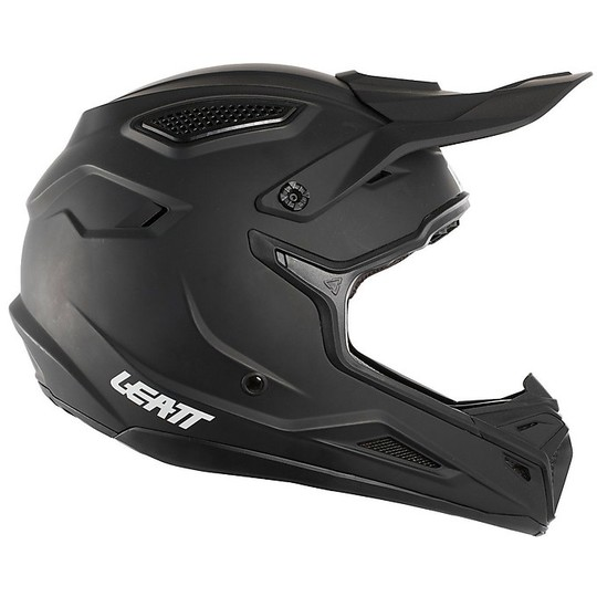 Casque Moto Cross Enduro Leatt GPX 4.5 V19.2 Satin Black