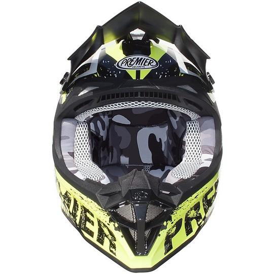 Casque Moto Cross Enduro Premier EXIGE 2017 ZXY