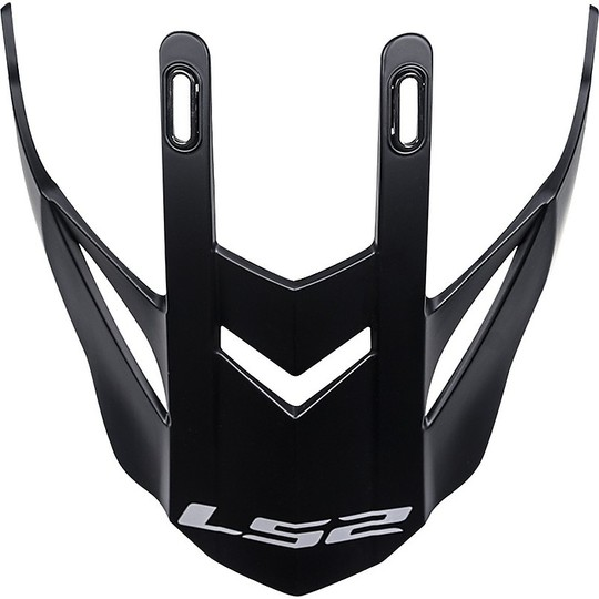 Casque Moto Cross Tesina Frontino Ls2 MX436 Pioneer Matt Black
