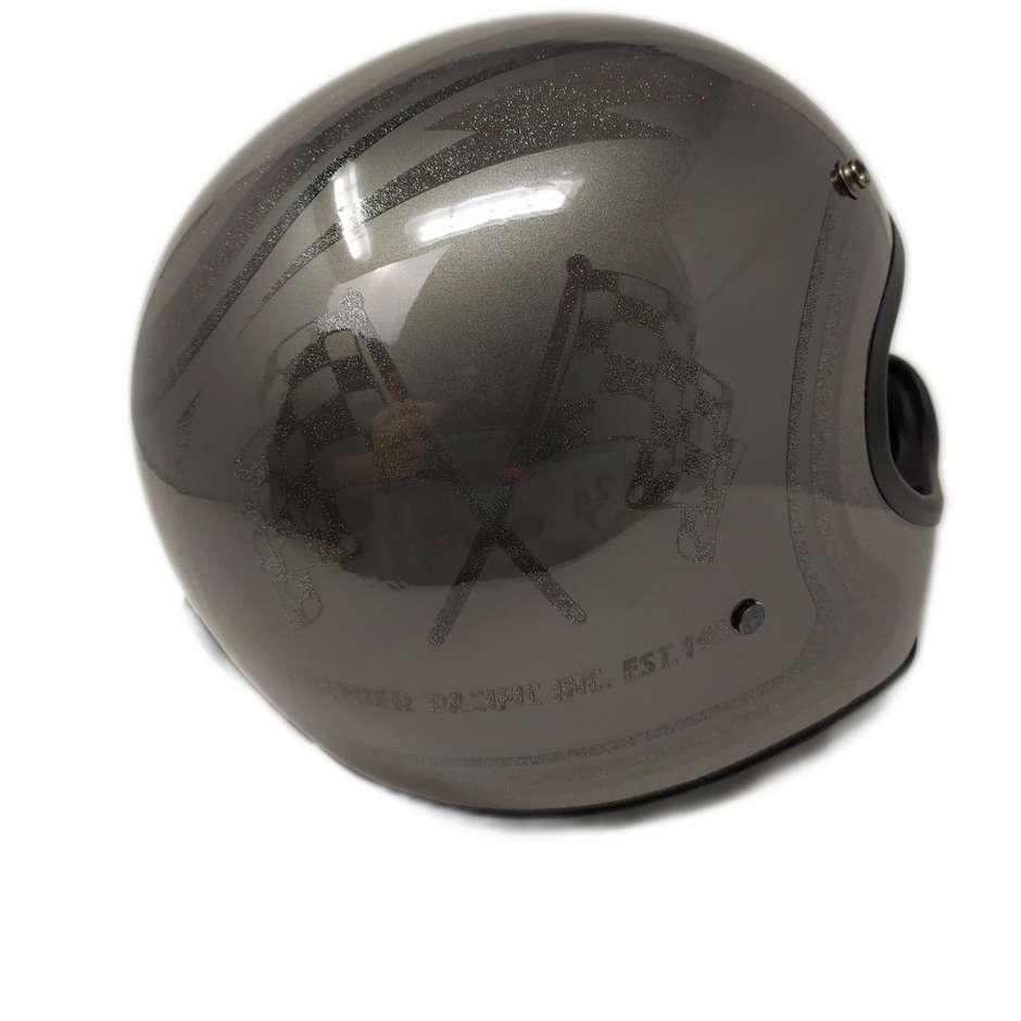 Casque moto intégral Custom Premier MX BTR 17 Limited Edition