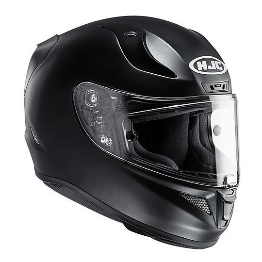 Casque moto intégral HJC RPHA 11 Noir Semi mat