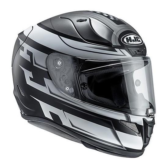 Casque moto intégral HJC RPHA 11 Skyrym MC-5SF Noir Gris