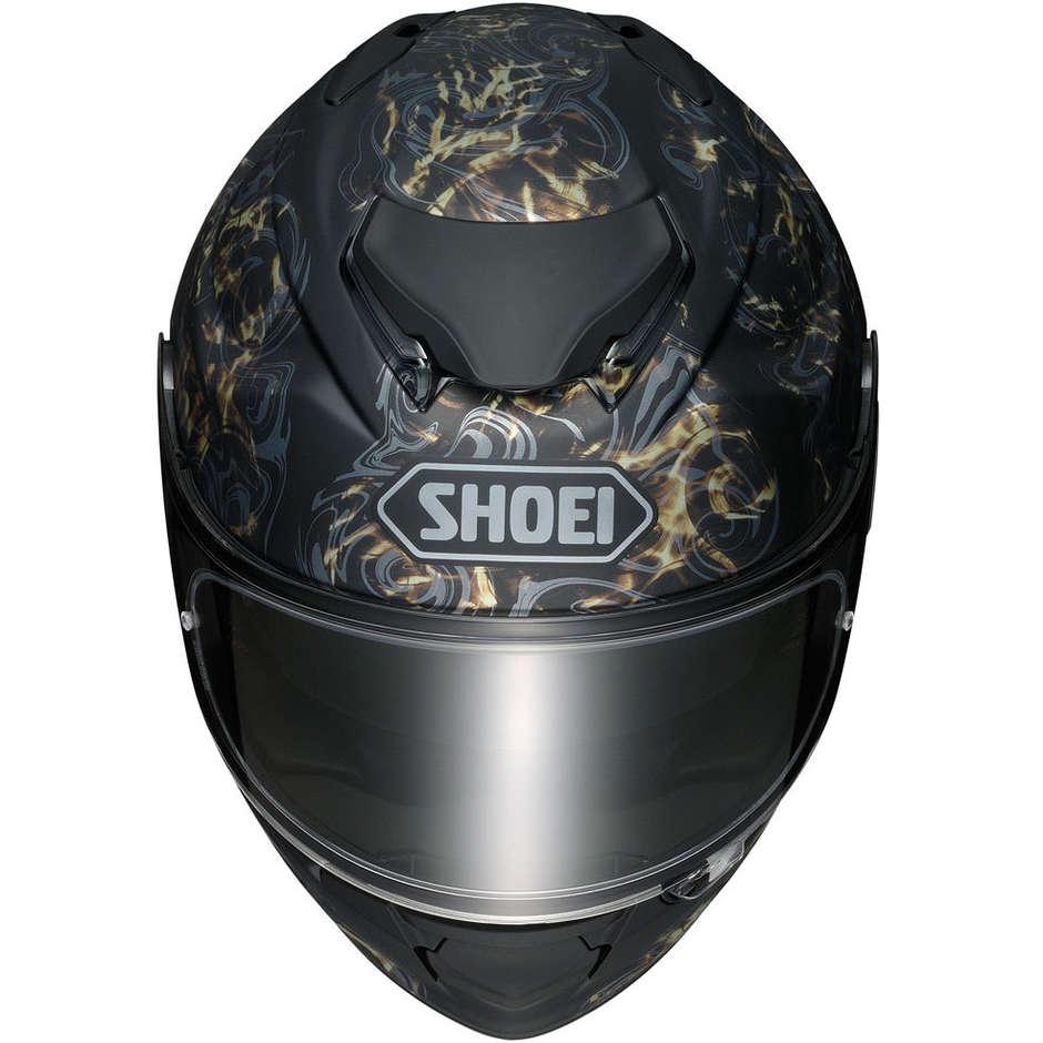 Casque moto intégral SHOEI GT AIR 2 Conjure TC9 Noir mat