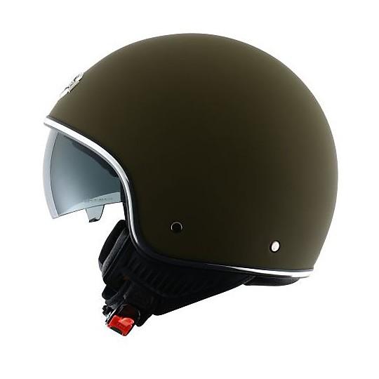 Casque Moto Jet Astone Minijet 66 Military Green