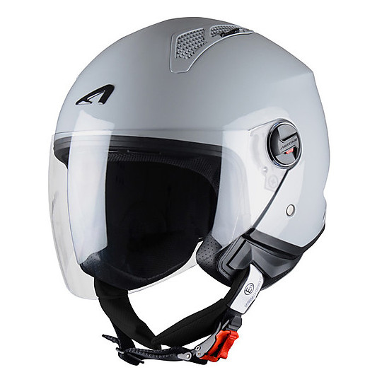 Casque Moto Jet Astone Minijet Light Grey