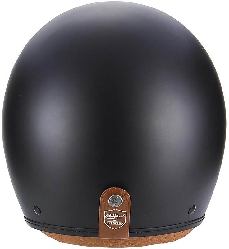 Noir//Gris XS SCORPION Casque moto EXO-390 ONEWAY Matt Black-Silver