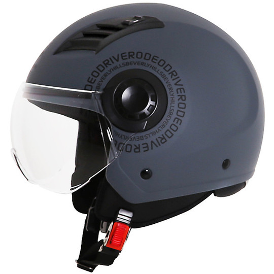 Casque moto Jet Rodeo Drive RD113 Anthracite mat