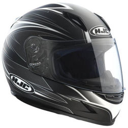 Child Integral Motorcycle Helmet HJC CLY Razz MC5F Hjc