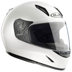 Child Integral Motorcycle Helmet HJC CLY White Hjc