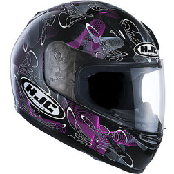 Child Integral Motorcycle Helmet HJC Tableau MC8 Hjc