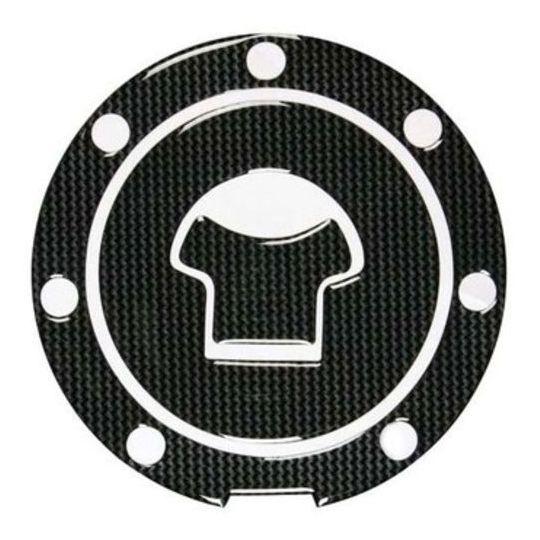 Copertura Tappo Carburante Carbon Look Per Honda