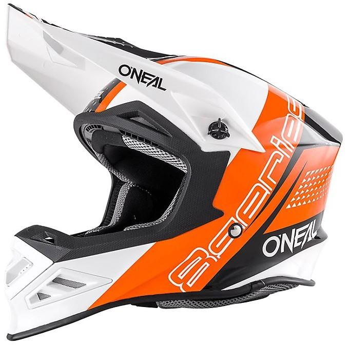 Oneal Nano de la Serie 8/Casco de Motocross