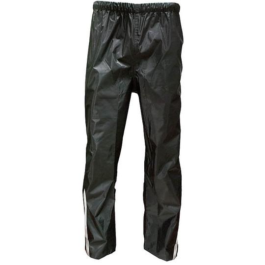 Ensemble veste et pantalon imperméables Tj Marvin CLASSICO E31 Noir Jaune Fluo (2pcs)