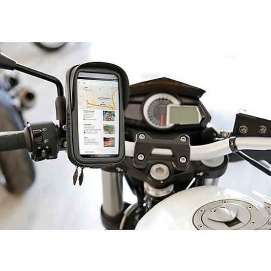 "Etui moto pour smartphone support Lampa universel jusqu'à 6 """