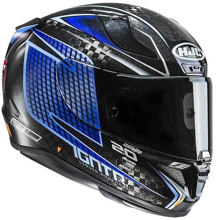 full hd hjc rpha helmet 11 carbon jackson storm disney