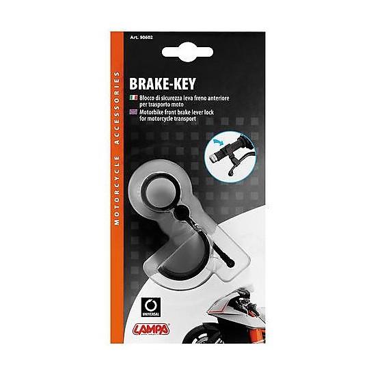 Gancio per Blocco di Sicurezza Leva Freno Lampa 90602 Brake-Key