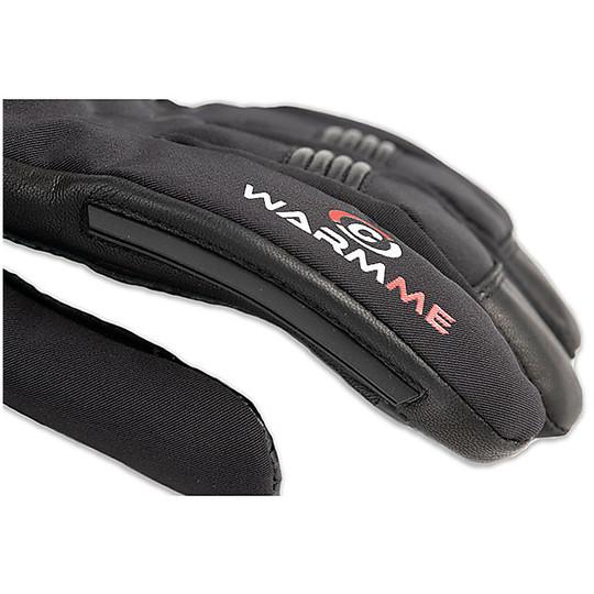 Gants chauffants à batterie Moto Capit WarmMe Noir