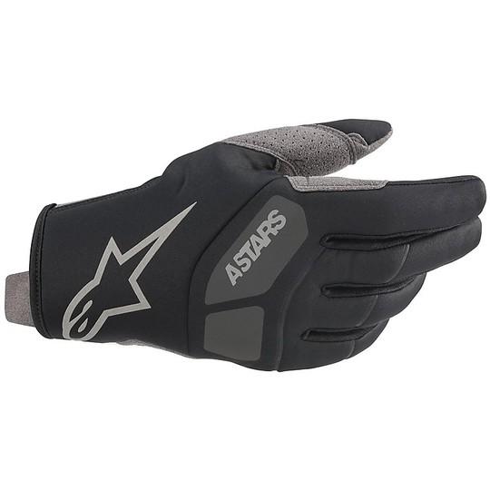 Gants Cross Enduro Alpinestars Thermo Shielder Noir
