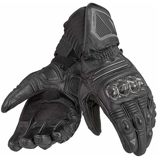 Gants de moto Dainese Carbon X-Traffit Gore-Tex