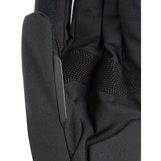 Gants de moto en tissu certifié Tucano Urbano 9980HF HUB 2G Noir