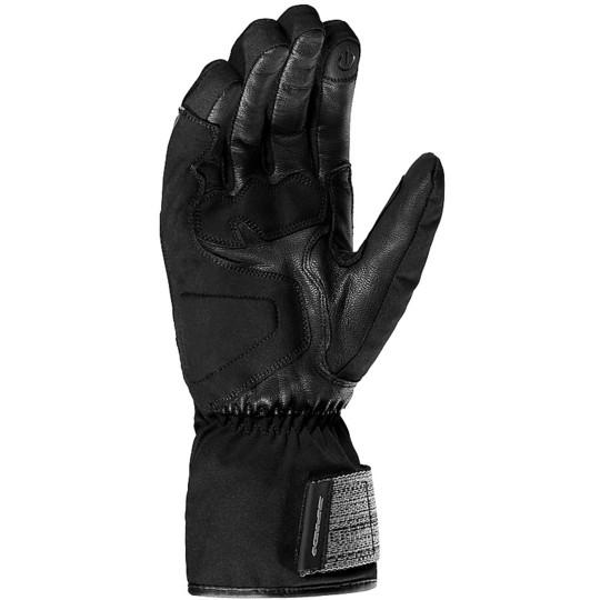 Gants de Moto Spidi ALU-PRO EVO CE Touring Fabric Noir Jaune