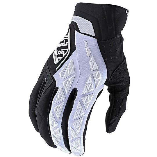 Gants moto Troy Lee Design SE Pro Cross Enduro Noir