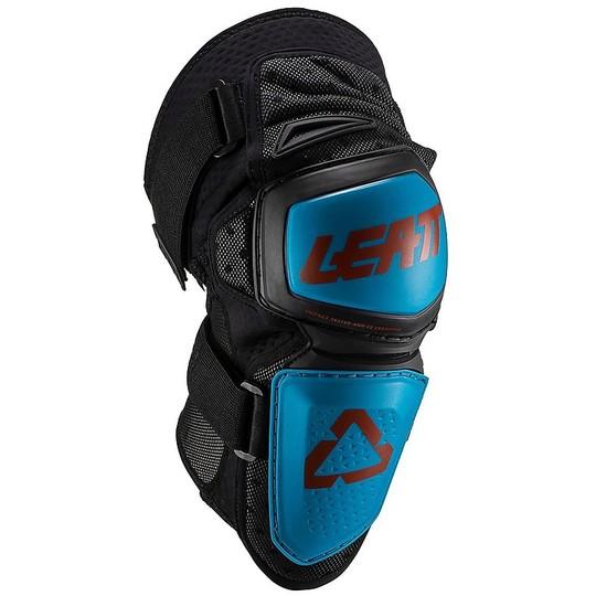 Genouillères moto Enduro Leatt ENDURO Fuel Blue