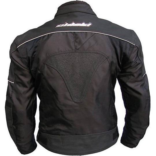 Giubbotto Tessuto Sfoderabile Shield Fino Giacca Pelle Moto Speed HwqXAAxd6