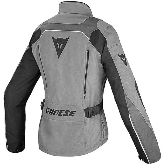 Moto Rock Dark D Dainese Tempest Dry Donna Castle Giacca dq10d