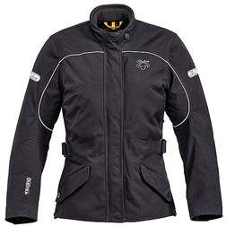 Giacca Moto Donna In Tessuto LS2 Modello Butterfly Black Ls2