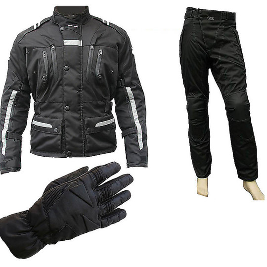 giacca pantaloni moto