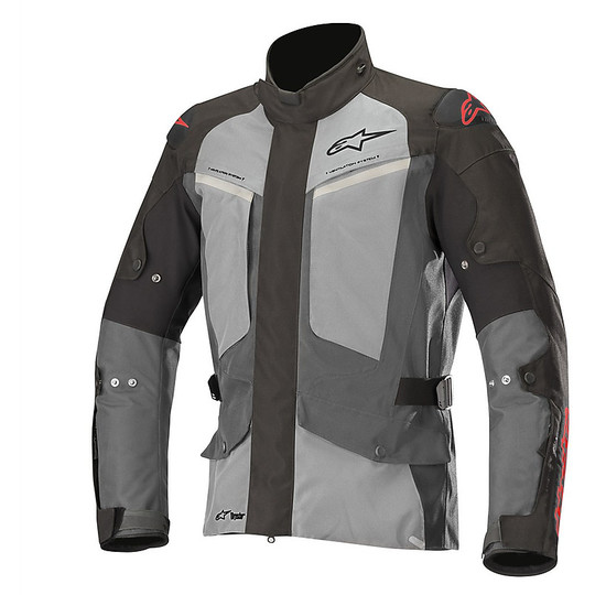 Giacca Moto in tessuto Alpinestars MIRAGE Drystar Nero Antracite
