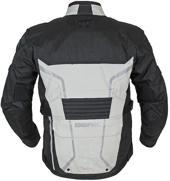 impermeabile Giacca in tessuto da moto Berik Tour-X