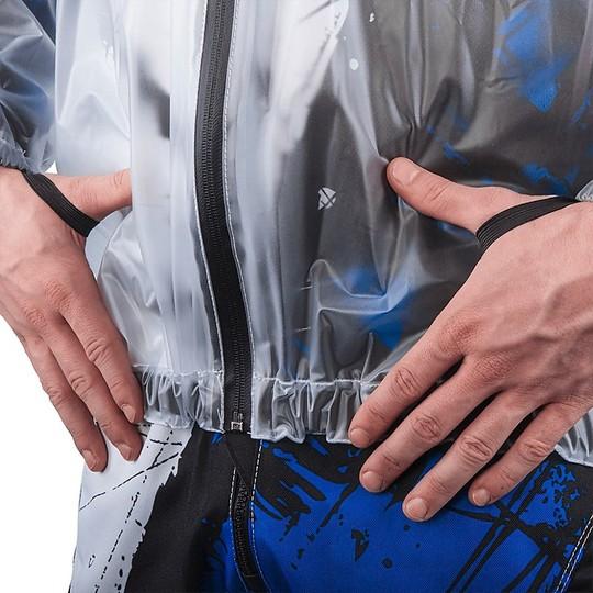 Gianca Moto Imperméable O'neal Splash Rain Transparent