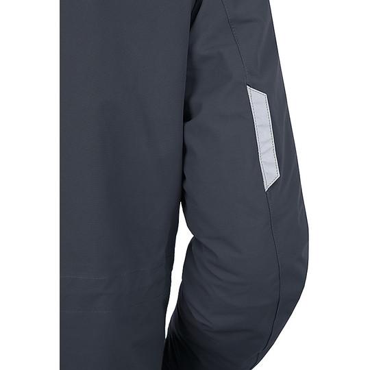 Gilet de moto en tissu certifié Urban Tucano 8191mf242 DUOMO bleu foncé