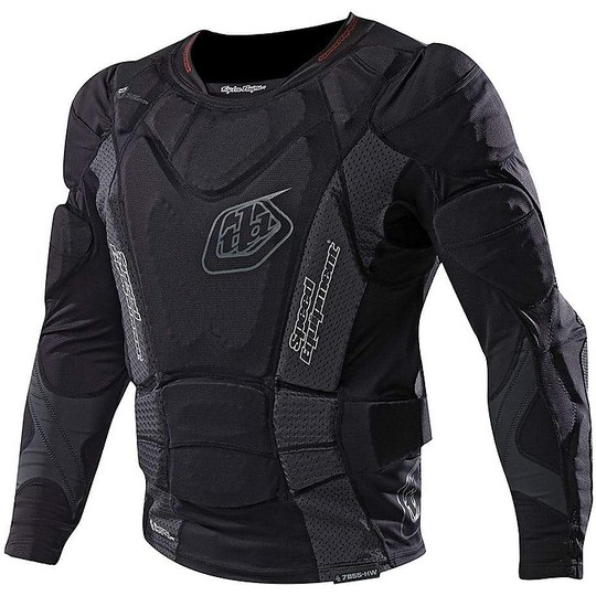 Gilet de protection moto Cross Enduro Troy Lee Design UPL7855 HW LS Noir